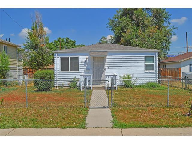 3705 W Ohio Avenue, Denver, CO 80219 (MLS #1603583) :: 8z Real Estate
