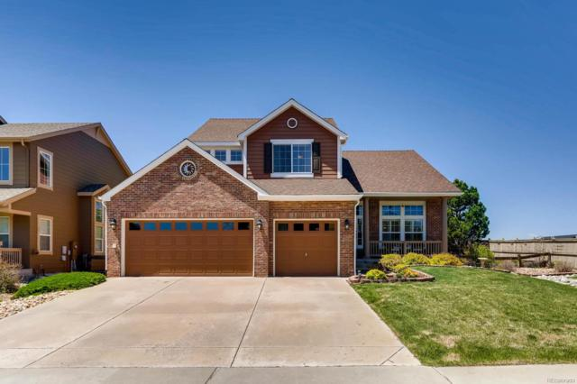 11943 Song Bird Hills Street, Parker, CO 80138 (#1603700) :: Wisdom Real Estate