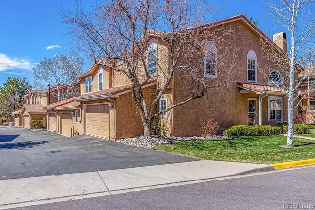 8795 Mesquite Row, Lone Tree, CO 80124 (#1603744) :: HomeSmart Realty Group