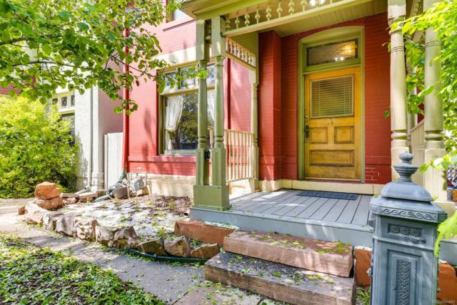 1541 N Williams Street, Denver, CO 80218 (#1603957) :: Bring Home Denver with Keller Williams Downtown Realty LLC
