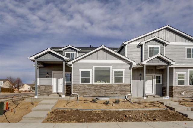 722 Finch Drive, Severance, CO 80550 (MLS #1604392) :: 8z Real Estate
