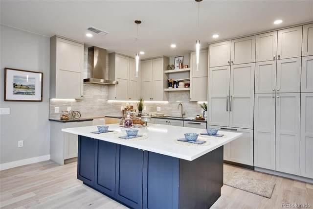 119 S Harrison Street #205, Denver, CO 80209 (MLS #1604666) :: Kittle Real Estate