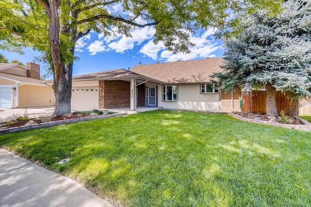 8477 W 74th Place, Arvada, CO 80005 (MLS #1604925) :: Keller Williams Realty