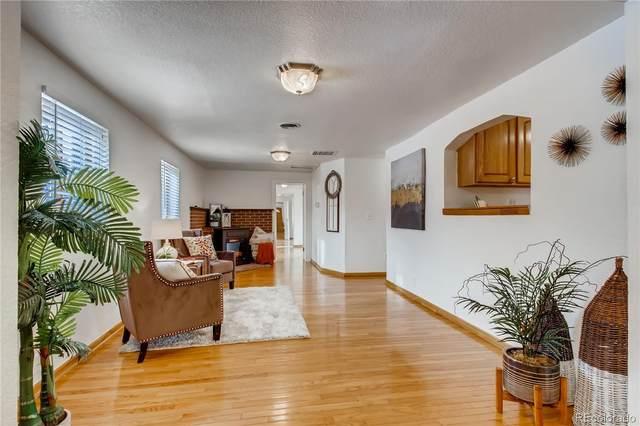 5225 Perry Street, Denver, CO 80212 (#1605235) :: HomeSmart