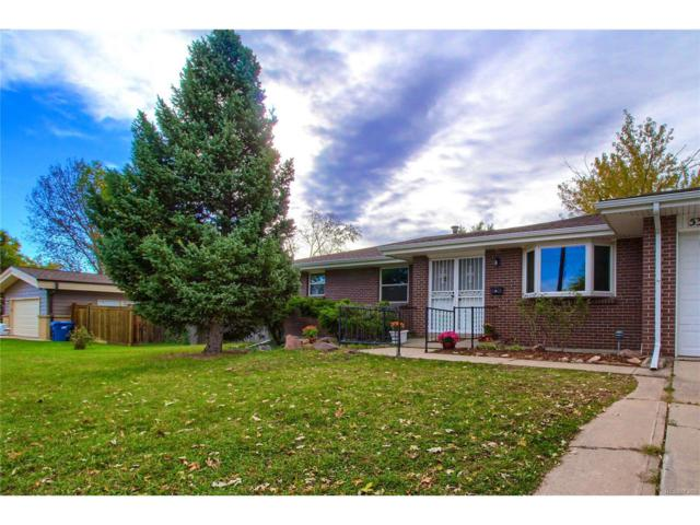 5390 W Mexico Avenue, Lakewood, CO 80232 (MLS #1605472) :: 8z Real Estate