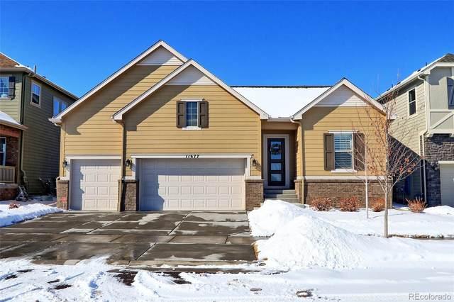 11677 Jacobsen Street, Parker, CO 80134 (#1605549) :: Wisdom Real Estate