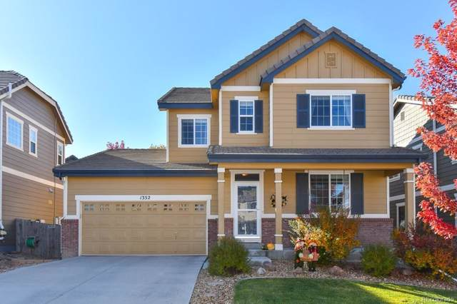 1352 Graham Circle, Erie, CO 80516 (#1605755) :: The Peak Properties Group