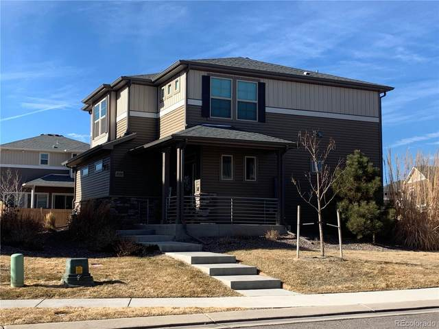18092 E 104th Way, Commerce City, CO 80022 (#1606169) :: The Gilbert Group