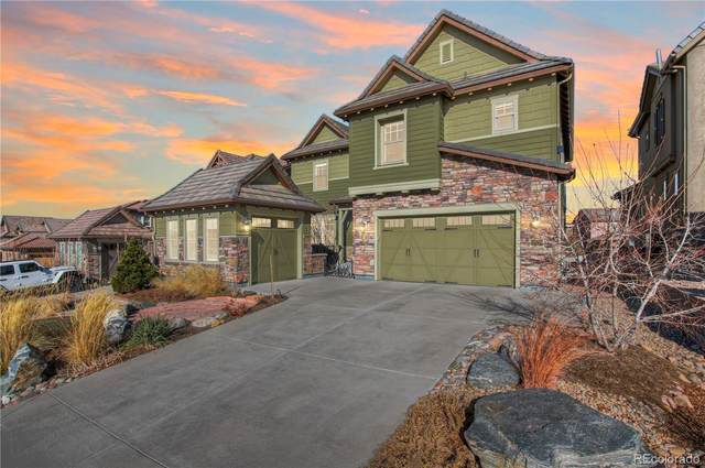 10572 Skydance Drive, Highlands Ranch, CO 80126 (MLS #1606574) :: 8z Real Estate