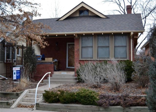 1260 Cook Street, Denver, CO 80206 (#1606783) :: Wisdom Real Estate