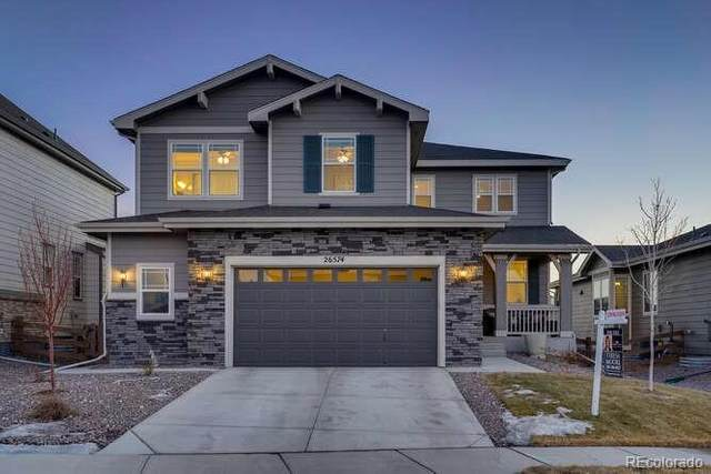 26574 E Indore Avenue, Aurora, CO 80016 (#1607061) :: The Scott Futa Home Team