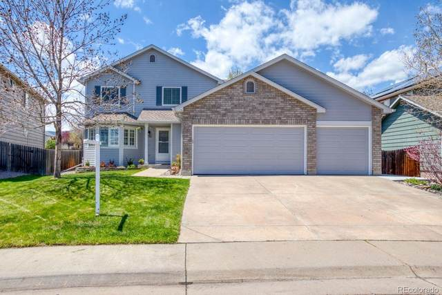 11181 W Crestline Drive, Littleton, CO 80127 (#1607133) :: Compass Colorado Realty