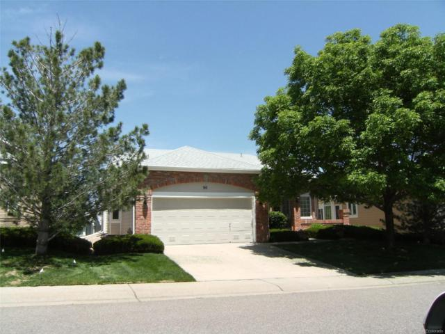 90 Canongate Lane, Highlands Ranch, CO 80130 (MLS #1607138) :: 8z Real Estate