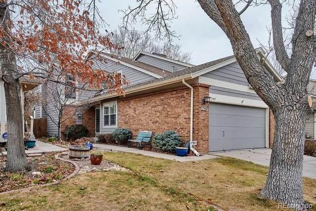 7745 E Gunnison Place, Denver, CO 80231 (#1607269) :: Wisdom Real Estate