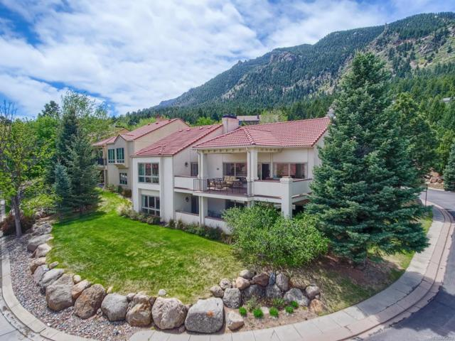 4015 Hermitage Drive, Colorado Springs, CO 80906 (#1607302) :: The Pete Cook Home Group
