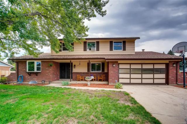 3754 S Xenia Street, Denver, CO 80237 (#1607391) :: Colorado Team Real Estate