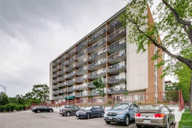 4800 Hale Parkway 405N, Denver, CO 80220 (#1607432) :: True Performance Real Estate