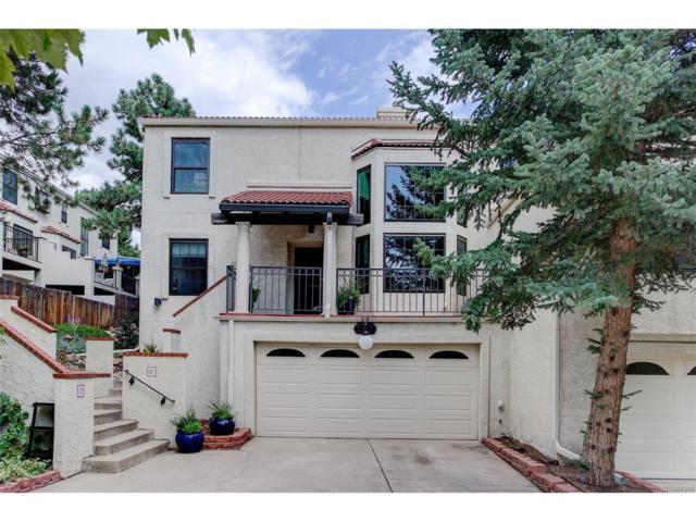 1570 S Quebec Way #60, Denver, CO 80231 (MLS #1607686) :: 8z Real Estate