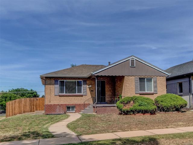 2701 N Clayton Street, Denver, CO 80205 (#1607850) :: The Peak Properties Group