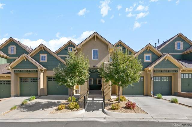 11932 W Long Circle #102, Littleton, CO 80127 (MLS #1608169) :: Find Colorado Real Estate