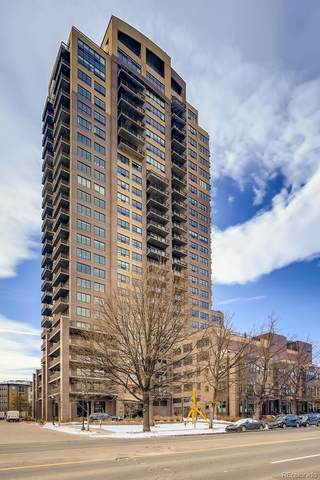 2990 E 17th Avenue #1903, Denver, CO 80206 (#1608766) :: Venterra Real Estate LLC