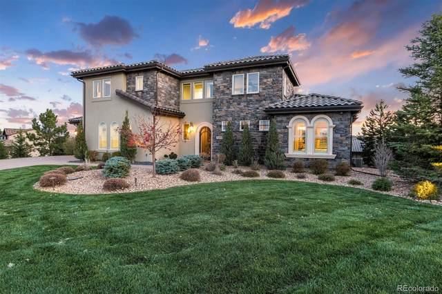 4644 Wildgrass Place, Parker, CO 80134 (#1609003) :: The DeGrood Team