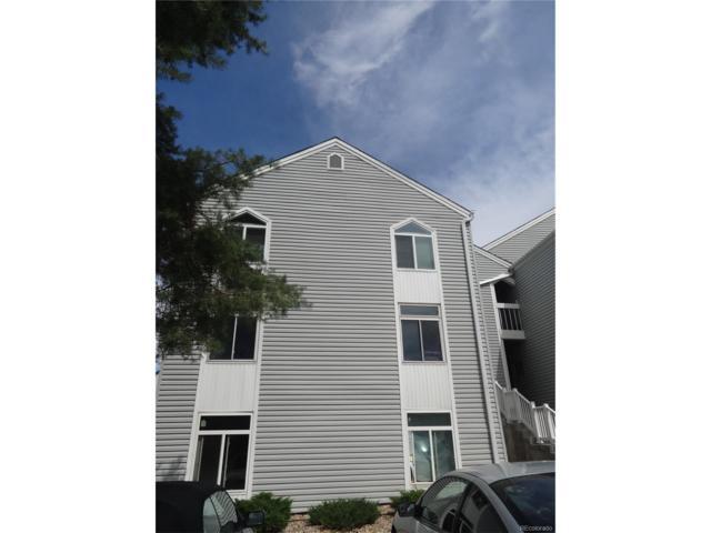 3426 S Locust Street F, Denver, CO 80222 (MLS #1609295) :: 8z Real Estate
