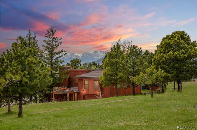 24039 Shooting Star Drive, Golden, CO 80401 (MLS #1609807) :: 8z Real Estate