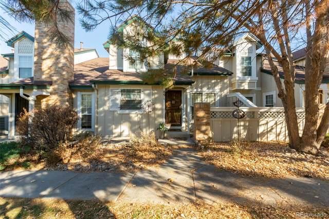 891 S Fairplay Street, Aurora, CO 80012 (MLS #1610111) :: 8z Real Estate