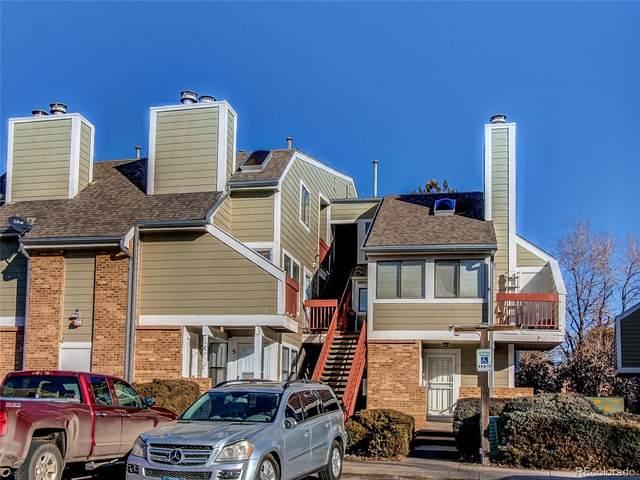 962 S Dearborn Way #19, Aurora, CO 80012 (MLS #1610146) :: Keller Williams Realty