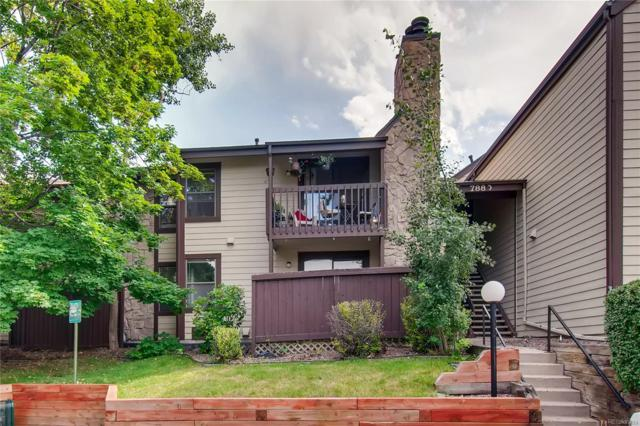 7880 W 87th Drive B, Arvada, CO 80005 (#1610497) :: 5281 Exclusive Homes Realty