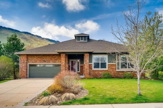 18905 W 55th Circle, Golden, CO 80403 (#1610864) :: House Hunters Colorado