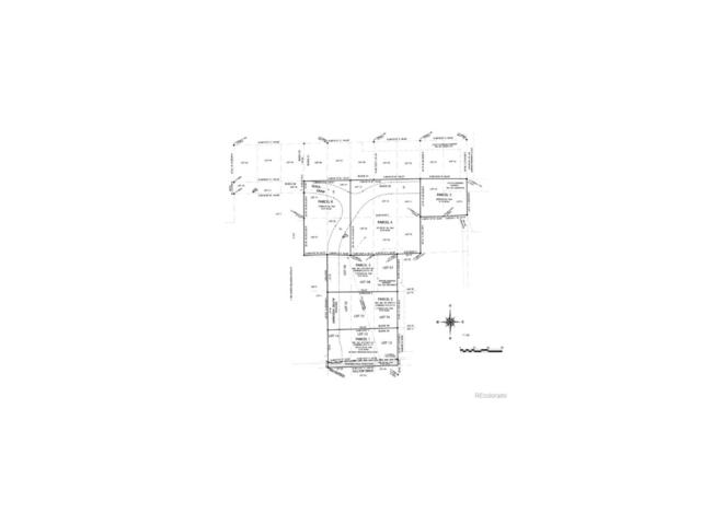 5 Alpine Hideaway, Evergreen, CO 80439 (MLS #1611277) :: 8z Real Estate