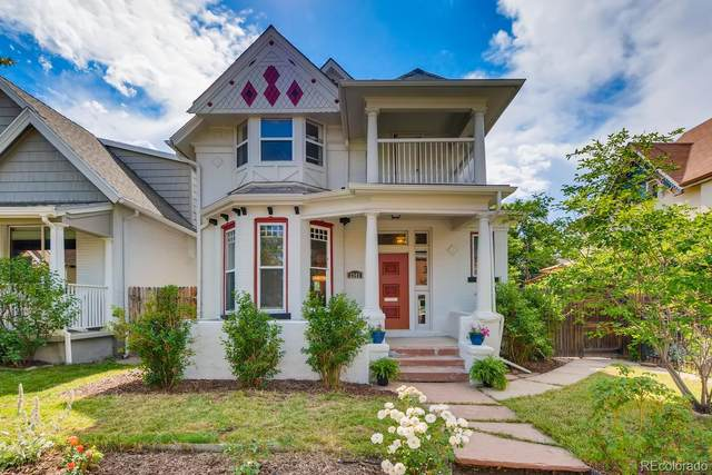 2343 N Ogden Street, Denver, CO 80205 (#1611693) :: The DeGrood Team