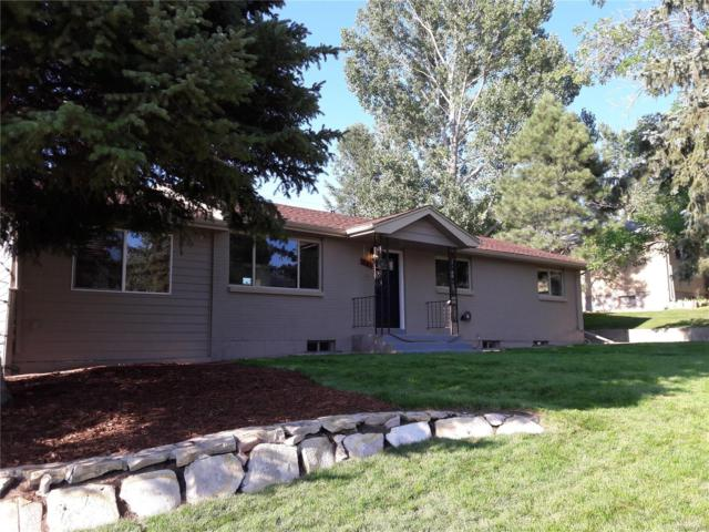 201 Ash Avenue, Castle Rock, CO 80104 (MLS #1611731) :: 8z Real Estate