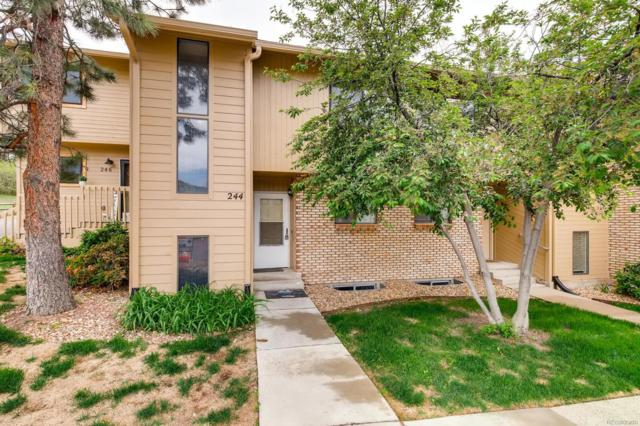 244 S Oman Road, Castle Rock, CO 80104 (MLS #1612215) :: Bliss Realty Group