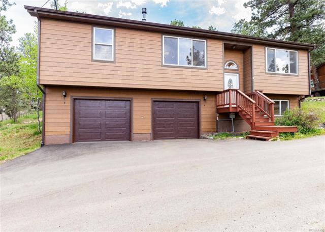 29721 Fir Drive, Evergreen, CO 80439 (#1612288) :: Wisdom Real Estate