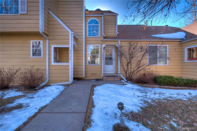 2029 S Balsam Street, Lakewood, CO 80227 (#1612977) :: True Performance Real Estate
