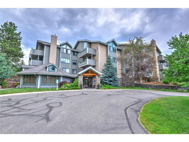 31719 Rocky Village Drive #218, Evergreen, CO 80439 (MLS #1613193) :: 8z Real Estate