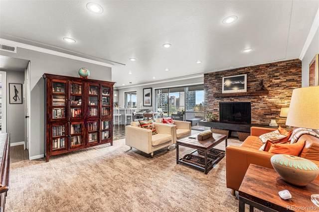 1200 N Humboldt Street #1004, Denver, CO 80218 (#1613400) :: Wisdom Real Estate