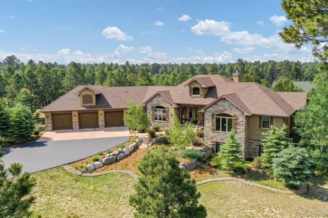 3941 Mountain Dance Drive, Colorado Springs, CO 80908 (#1613573) :: Mile High Luxury Real Estate