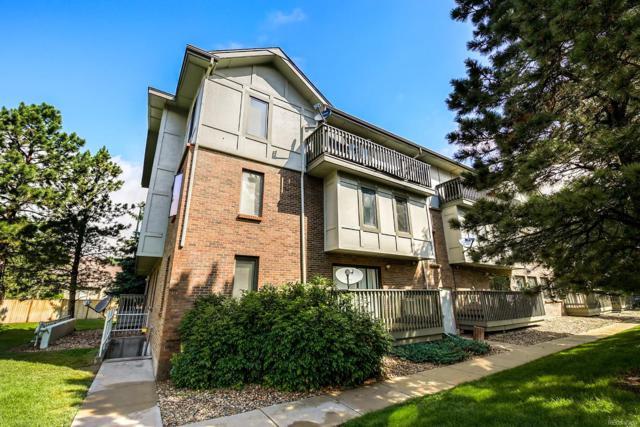 6435 S Dayton Street #107, Englewood, CO 80111 (#1613591) :: The Galo Garrido Group