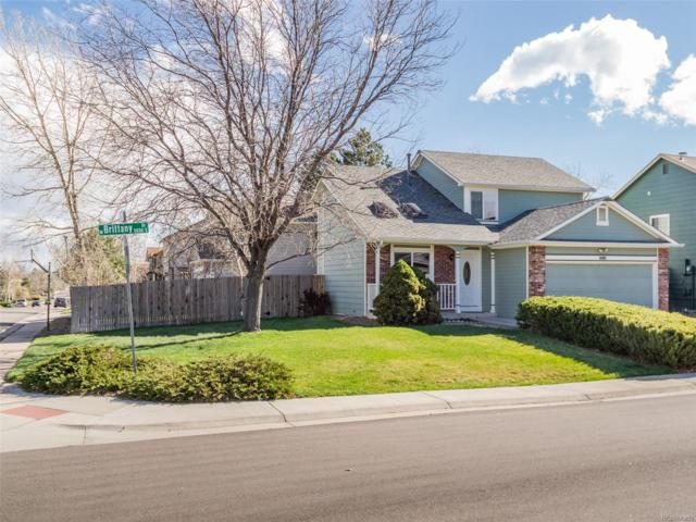 11102 W Brittany Drive, Littleton, CO 80127 (#1613619) :: The Pete Cook Home Group