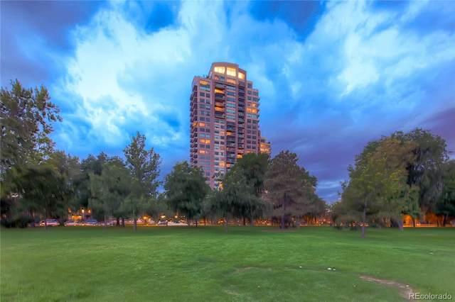 2990 E 17th Avenue #1601, Denver, CO 80206 (MLS #1613800) :: 8z Real Estate