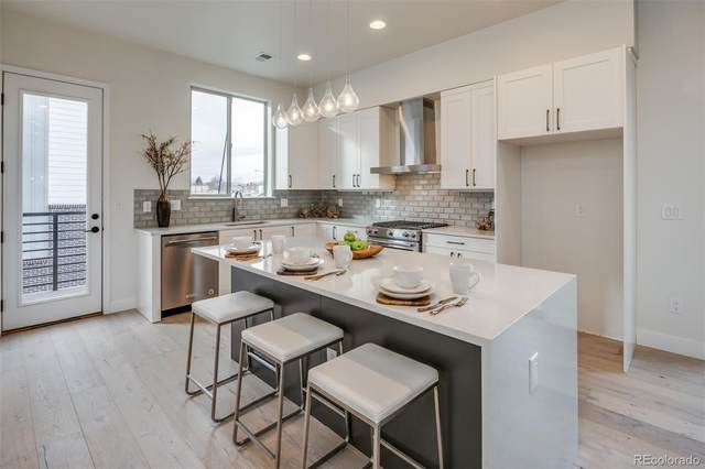4100 E Iliff Avenue #7, Denver, CO 80222 (#1613940) :: Mile High Luxury Real Estate
