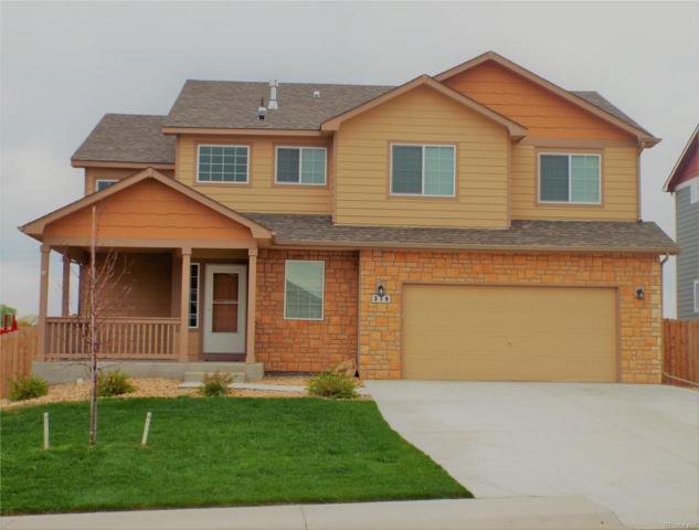 378 Sunset Drive, La Salle, CO 80645 (#1613982) :: Wisdom Real Estate