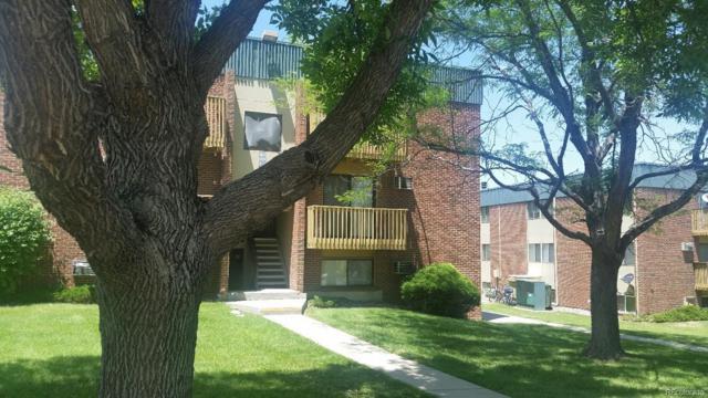 5995 W Hampden Avenue H9, Denver, CO 80227 (#1614052) :: Wisdom Real Estate