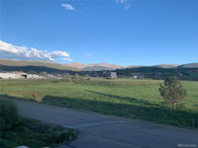 103 Elk Creek Drive D, Fraser, CO 80442 (MLS #1614070) :: 8z Real Estate