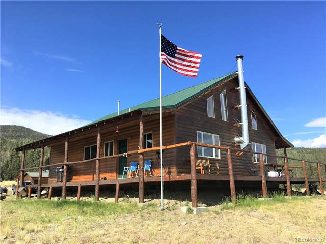 10801 County Rd M-32, Del Norte, CO 81132 (#1614219) :: The DeGrood Team