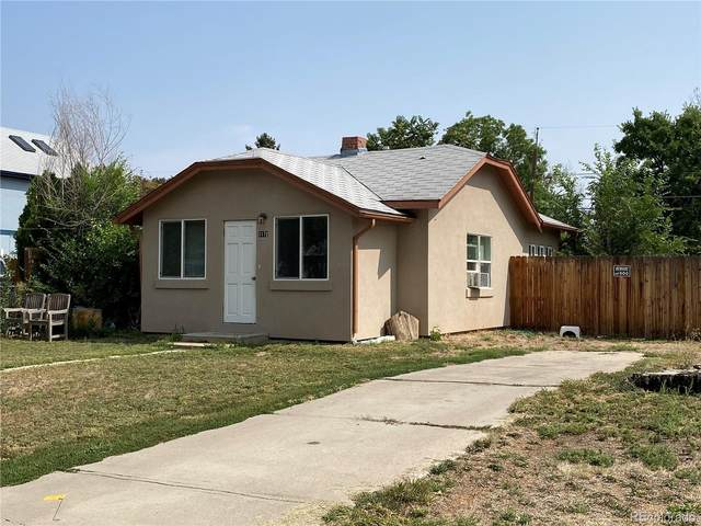 1172 Wabash Street, Denver, CO 80220 (#1614525) :: Chateaux Realty Group